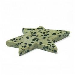 Jaspe dalmatien, étoile