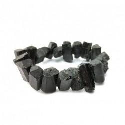 Bracelet tourmaline noire cristal