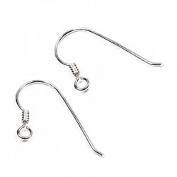 Crochets de boucles d'oreilles, 3 paires