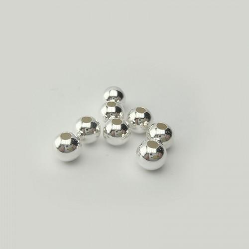 Boules lisses 6 mm, 8 pièces