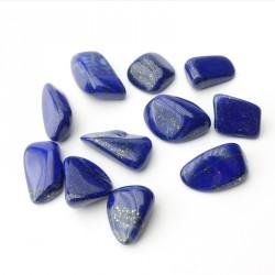 Lapis lazuli, pierre roulée petite taille