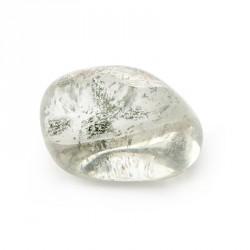 Lodolite, pierre roulée petite taille