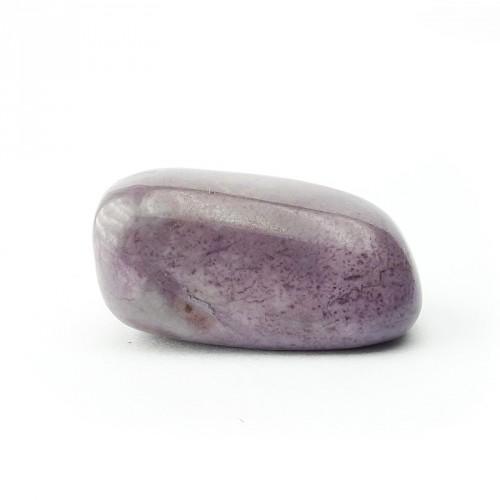 Jade lavande EXTRA, petite pierre roulée