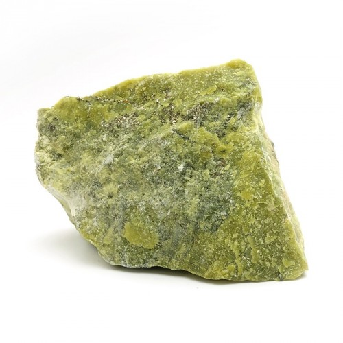 Serpentine, morceau brut