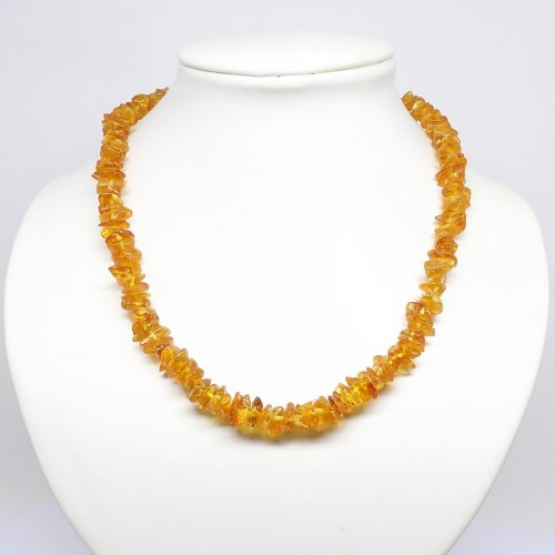 Ambre de la Baltique, Collier