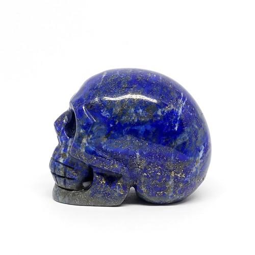 Le lapis-lazuli est une pierre de prédilection des chakras supérieurs ...