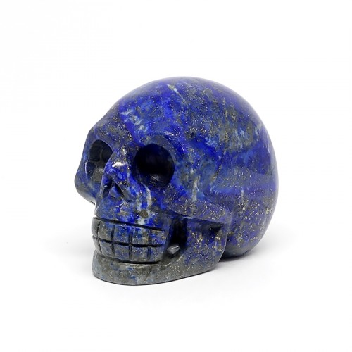 Crâne, Lapis lazuli