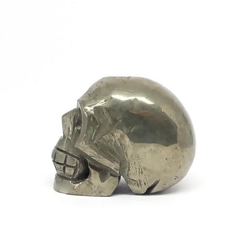 La pyrite est aussi appelée l'or des fous