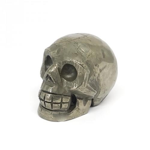 Crâne, Pyrite