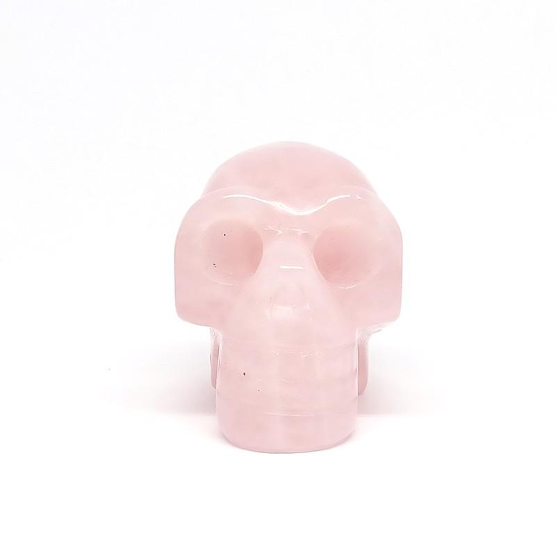 Le quartz rose soulage le stress émotionnel ou le régularise.