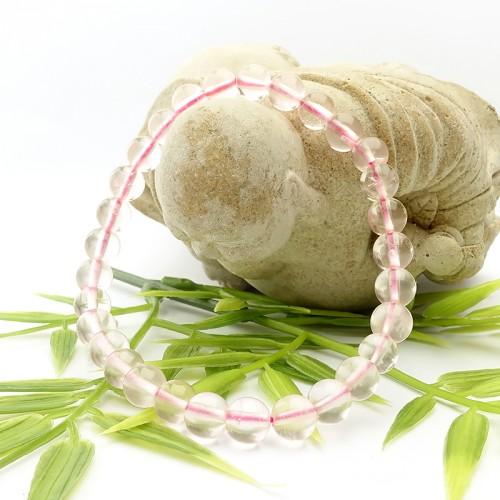 Le quartz rose est la pierre de l'amour, de la douceur, de la tendresse infinie