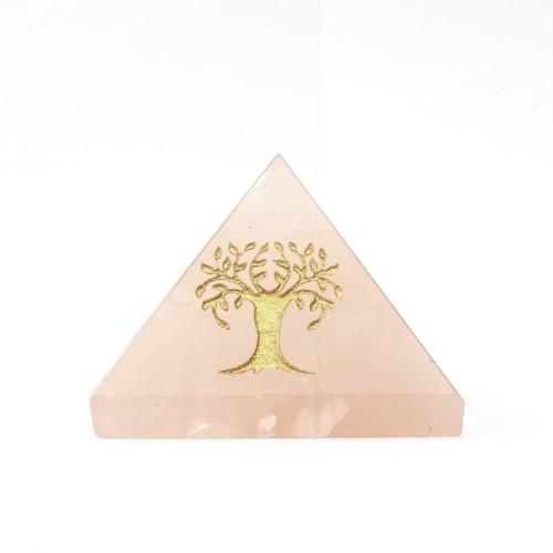 Le quartz rose est la pierre du cœur et des amoureux.