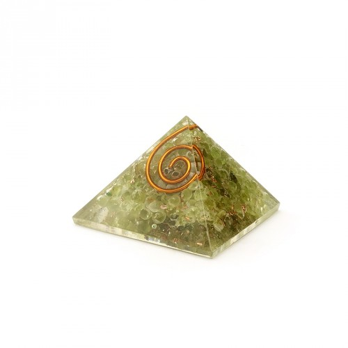 Orgonite 25 mm, Pyramide