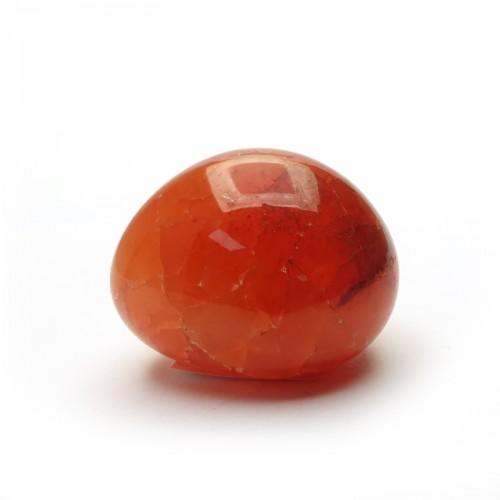 effets apaisants sur les personnes colériques et émotives car contrairement aux pierres de la même couleur, elle absorbe l'éner
