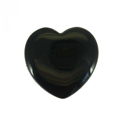 Coeur en onyx