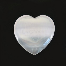 Coeur en fluorite