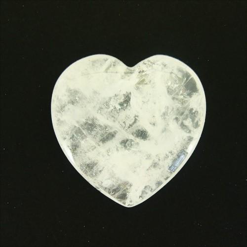 Coeur en quartz