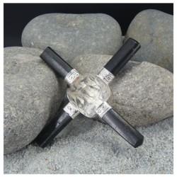 générateur d'énergie tourmaline noire et quartz
