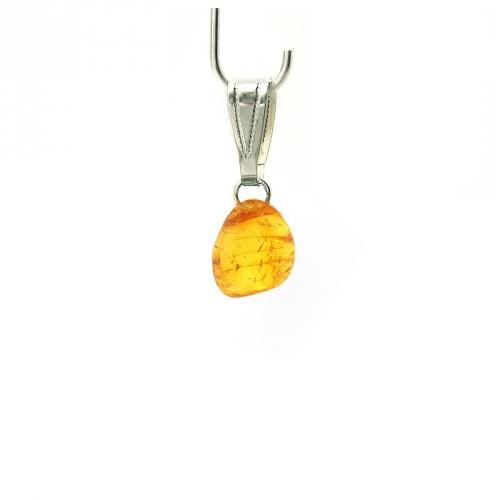 Pendentif ambre (petit modèle)
